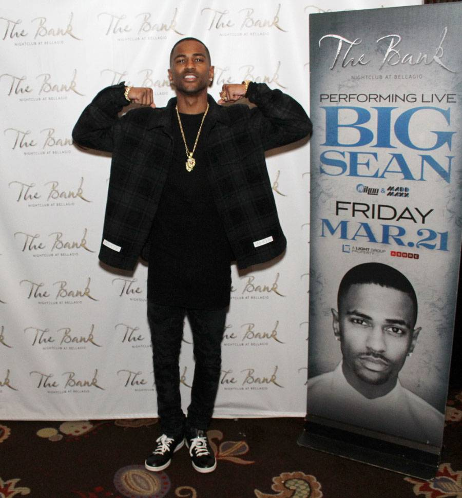 Big Sean The Bank 5