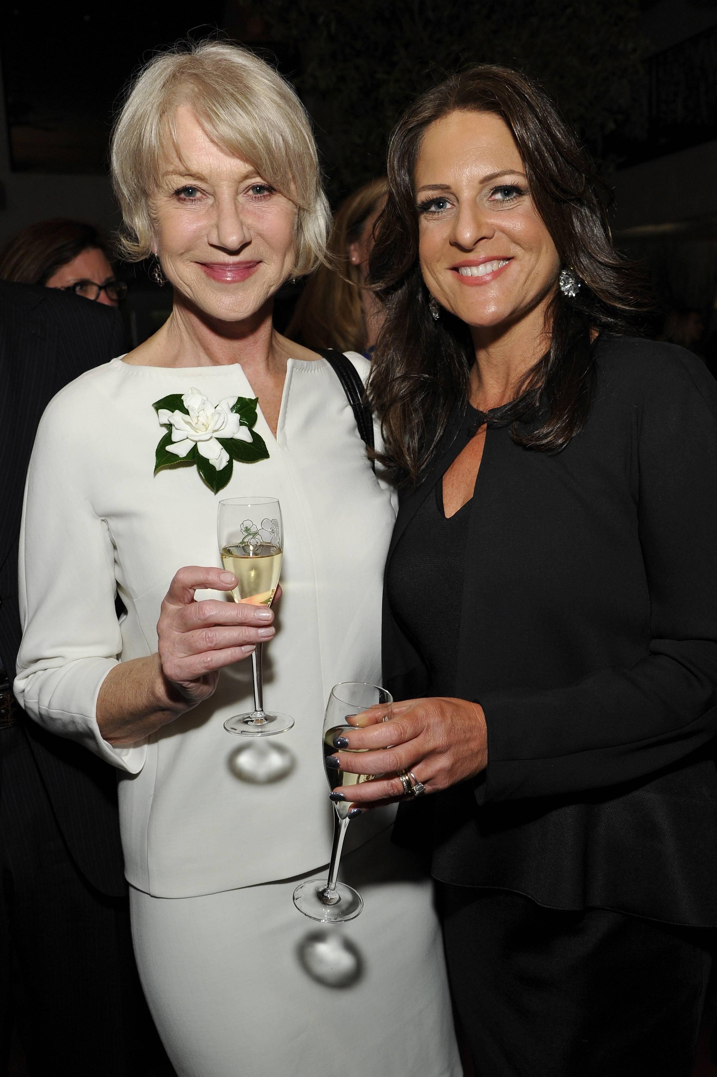 Women In Film Pre-Oscar Cocktail Party Presented By Perrier-Jouet, MAC Cosmetics & MaxMara - Inside