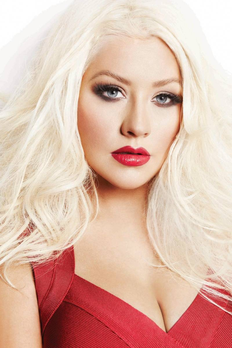 Christina Aguilera 2018 Hair Eyes Feet Legs Style
