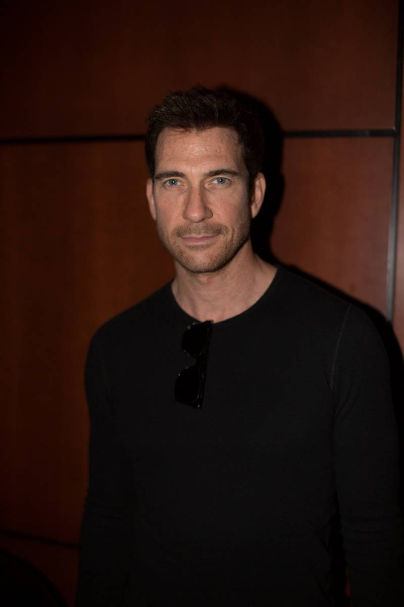 Dylan McDermott at the Chairman's Room at the Lakers and Jimmy Choo Shopping Event benefitting Lakers Youth Foundation