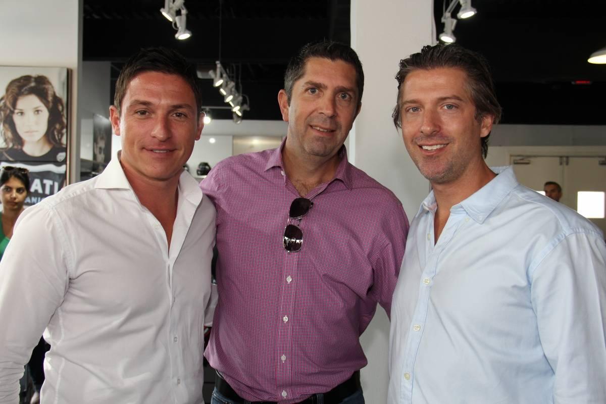 Fabian Graff, Michael Bernstein, Michael Simkins