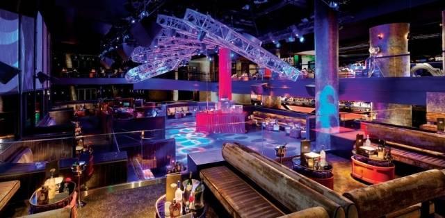 Haze-Nightclub