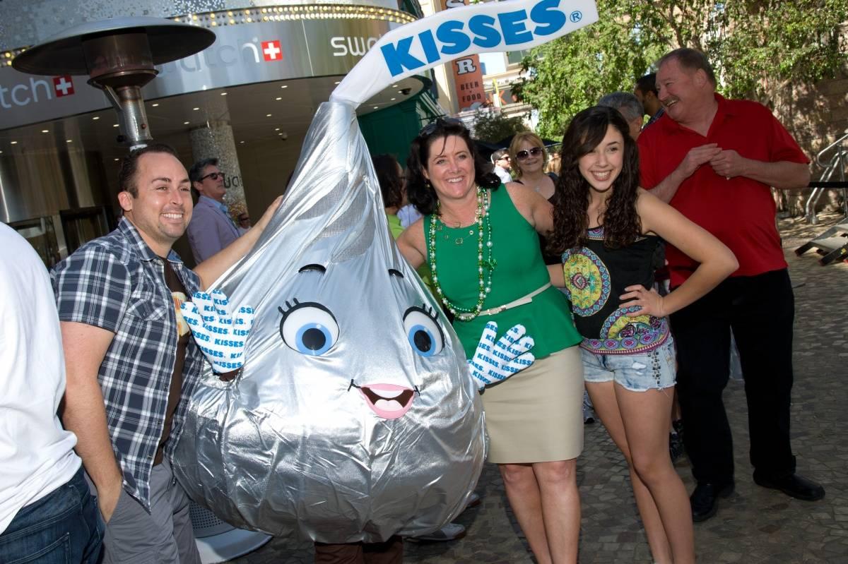 Hershey's Kiss at Celtic Feis (2)