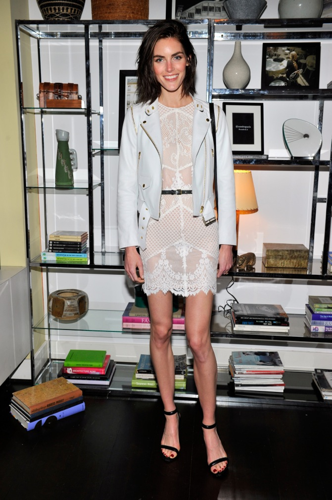 Hilary Rhoda_Sandro Paris Celebration_3.20.2014