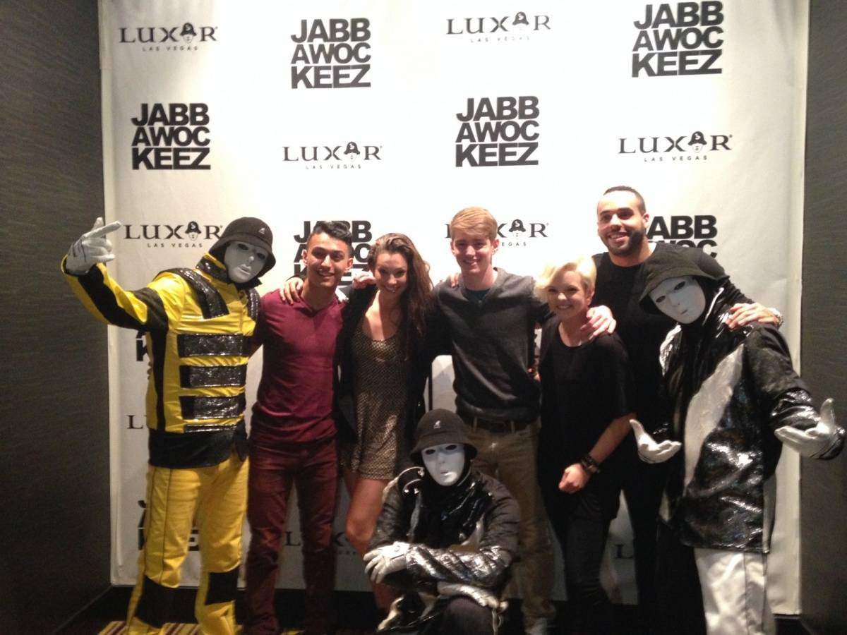 Jabbawockeez and Season 10 SYTYCD Contestants, Photo Credit- Joshua Jose 2