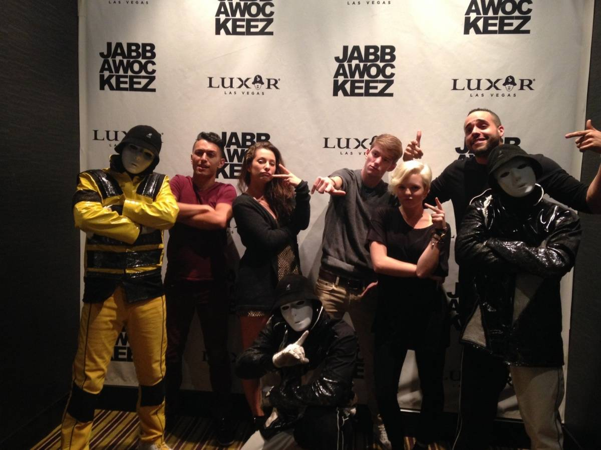 Jabbawockeez and Season 10 SYTYCD Contestants, Photo Credit- Joshua Jose