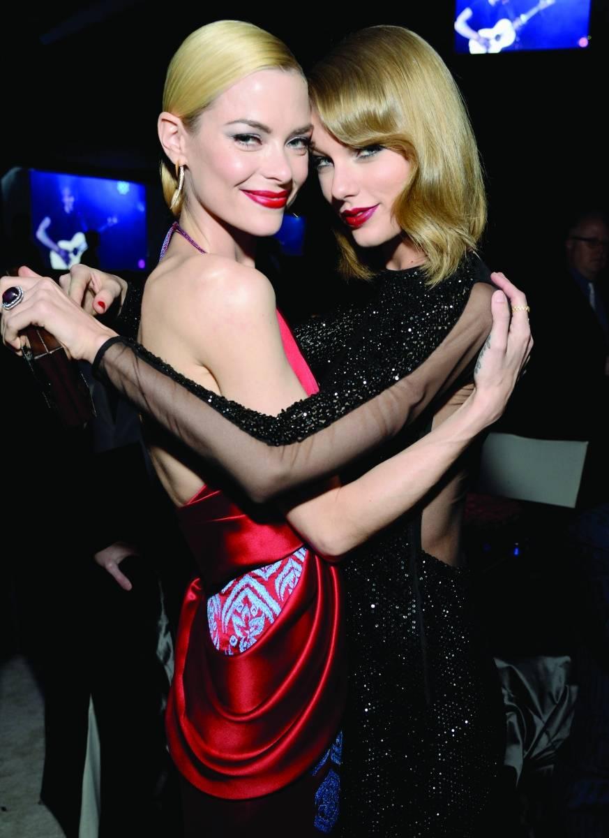 Jaime King + Taylor Swift 2