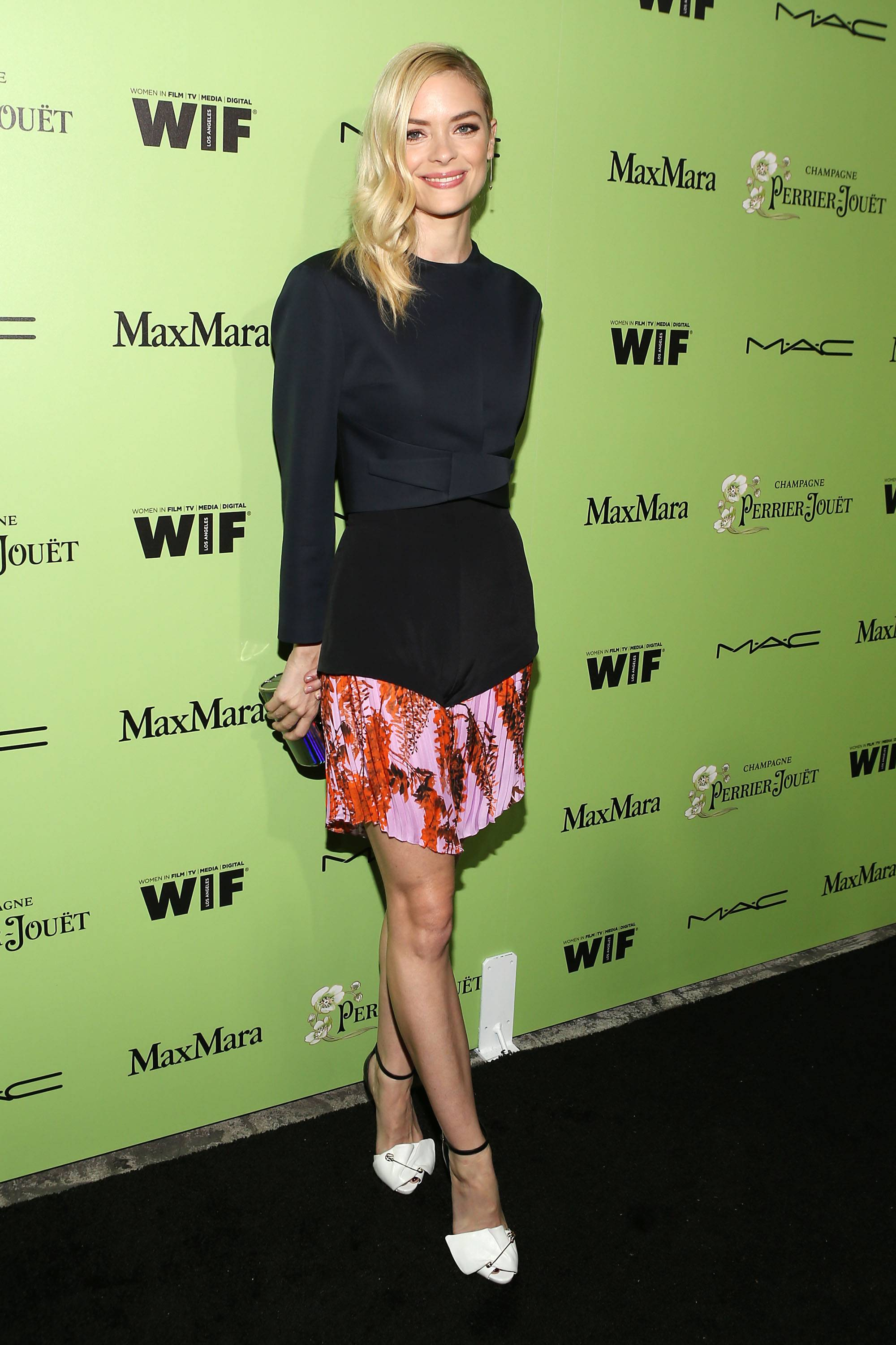 Women In Film Pre-Oscar Cocktail Party Presented By Perrier-Jouet, MAC Cosmetics & MaxMara - Red Carpet