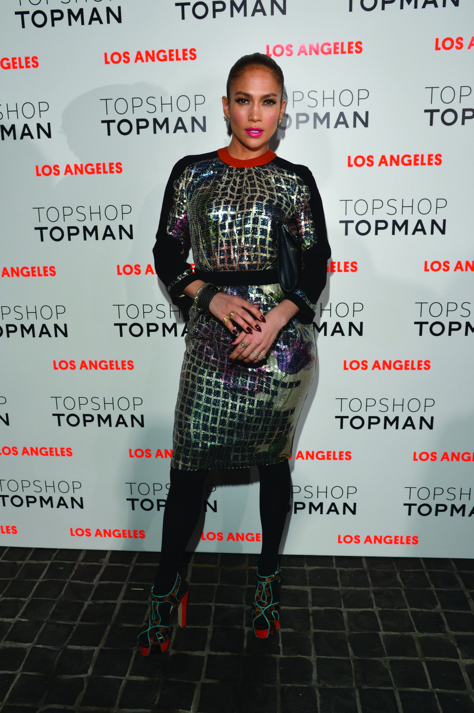 Topshop Topman LA Opening Party – Red Carpet