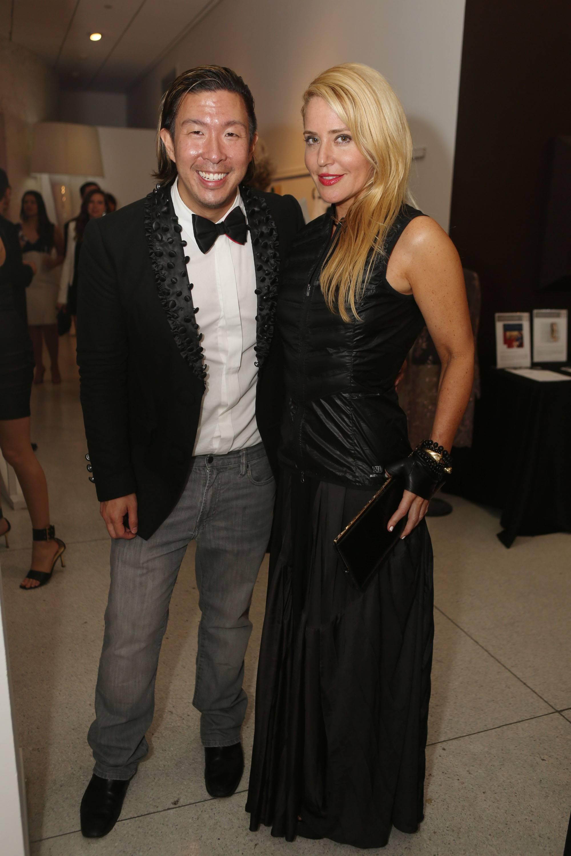John Lin & Stephanie Hirsch1