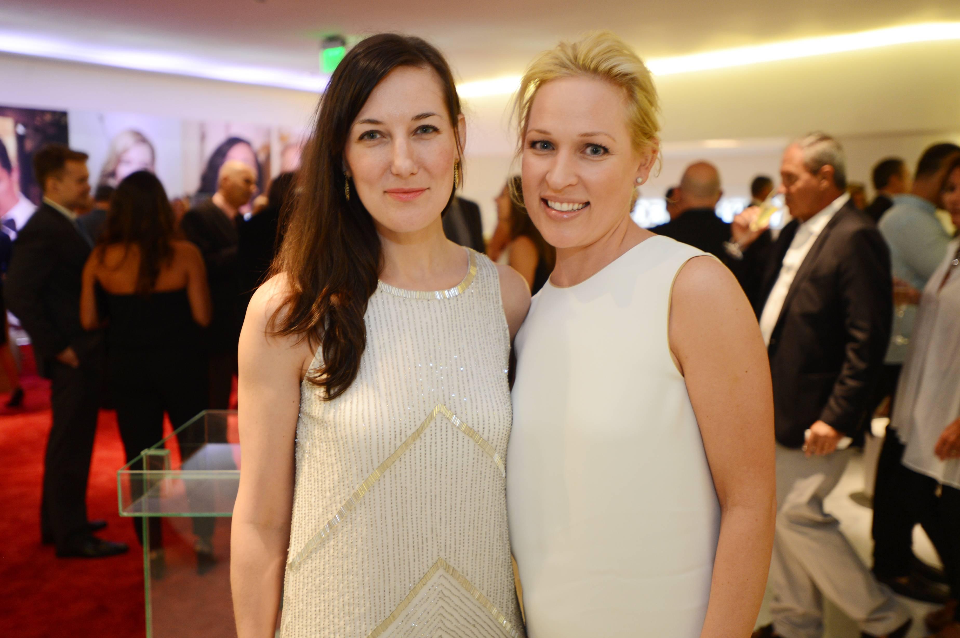Kelly Engelbrecht & Amy Cassell2