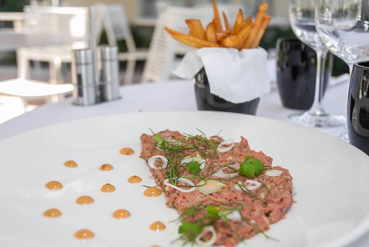 La Maison Miami_Beef Tartar