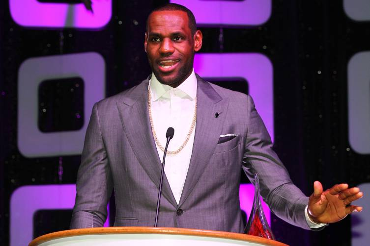 LeBron James_Speech