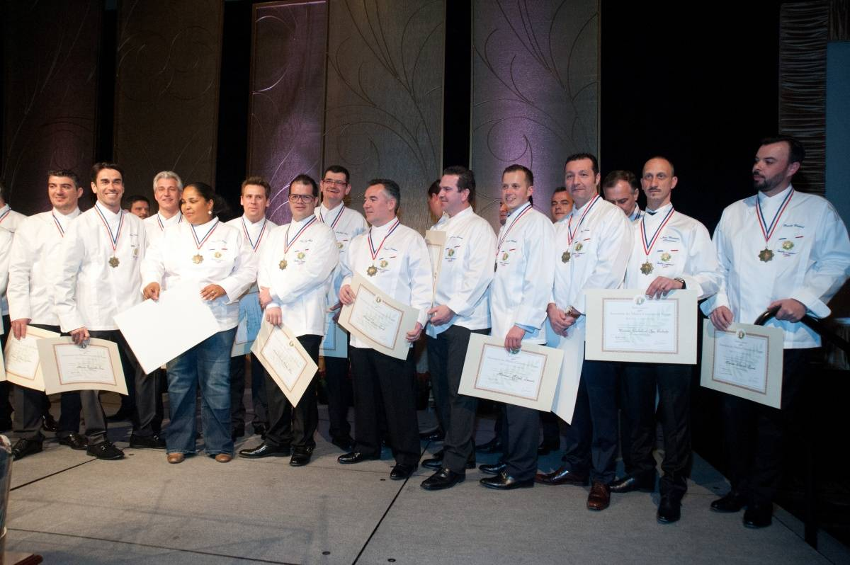 Maitres Cuisiniers de France Inductees 2014 (2)