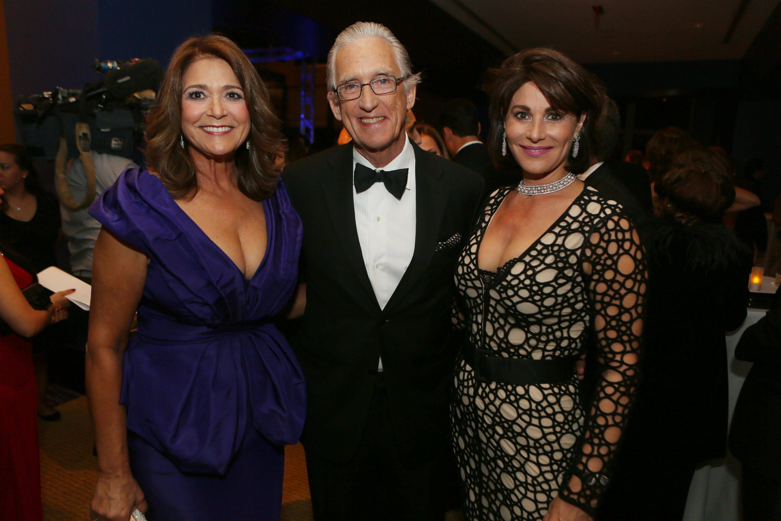 Maria Browne, Don Browne & Jennifer Valoppi