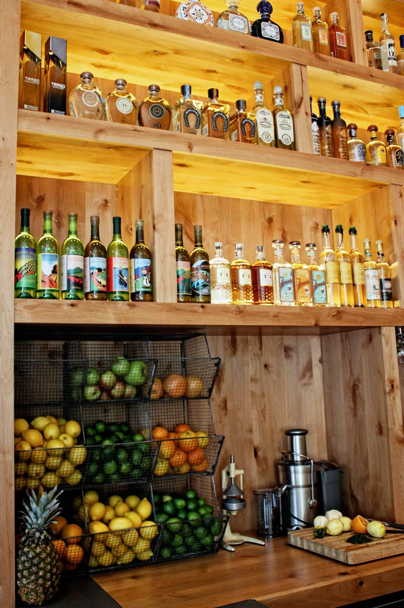Mezcal Bar La Condesa Napa   Credit Jody Horton