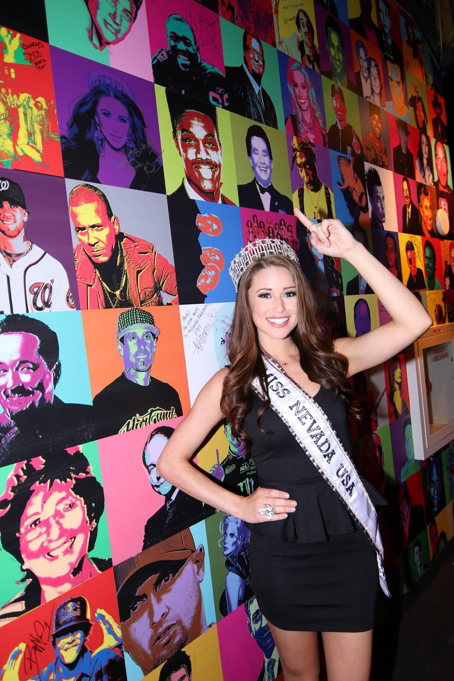 Miss Nevada USA, Nia Sanchez
