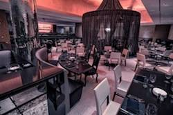 N9NE Steakhouse-Interior