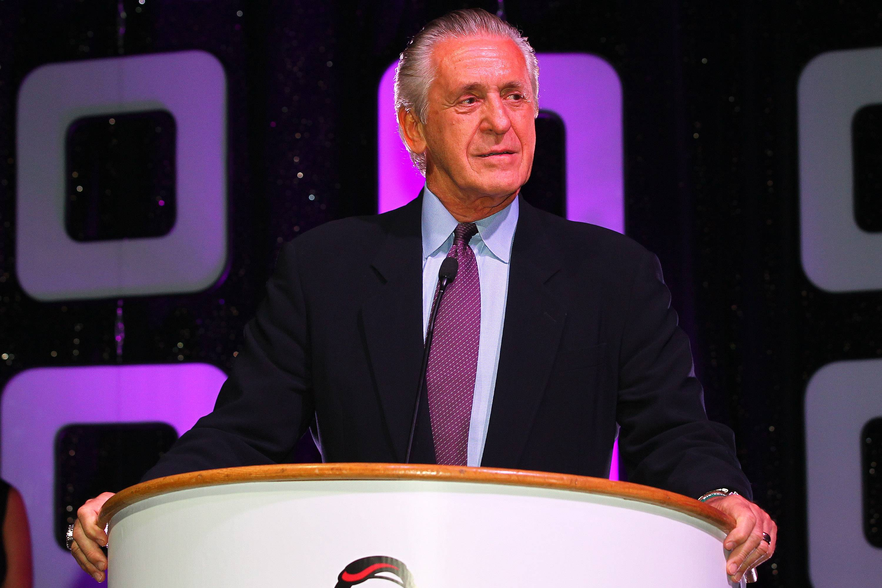 Pat Riley_Speech