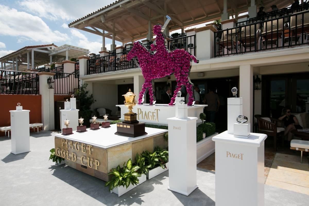Piaget Rose Horse