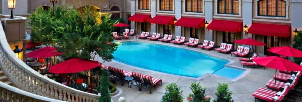 3 St Regis Atlanta Pool Piazza