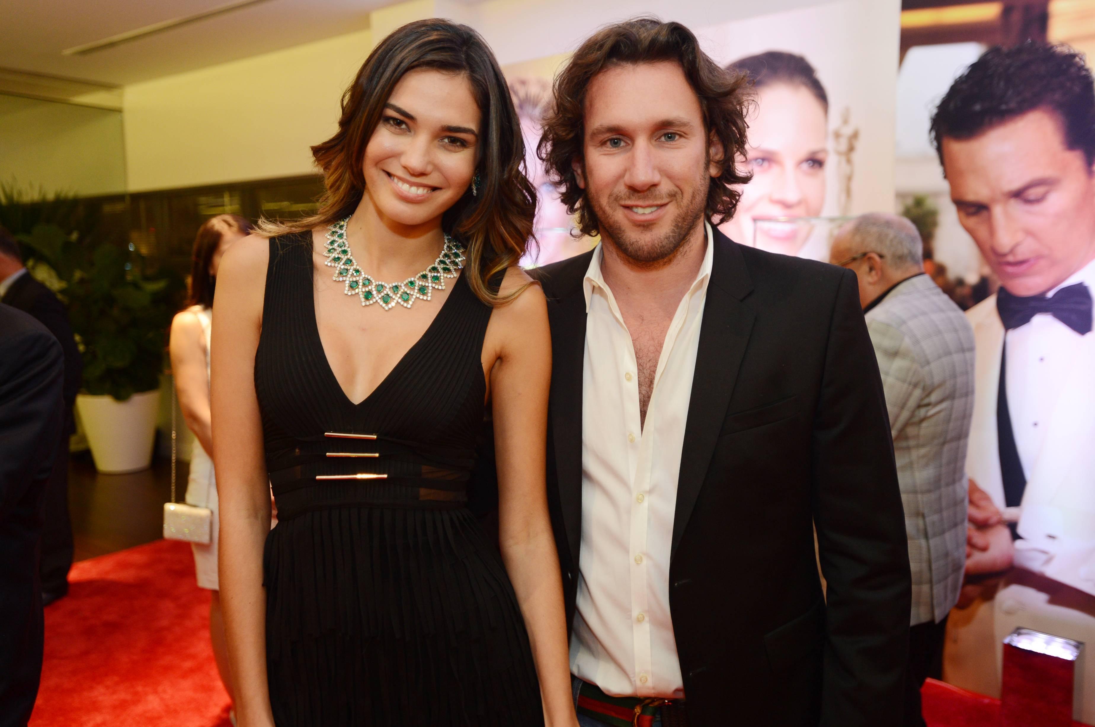 Rachel Vallori & Gustavo Strallnikoff