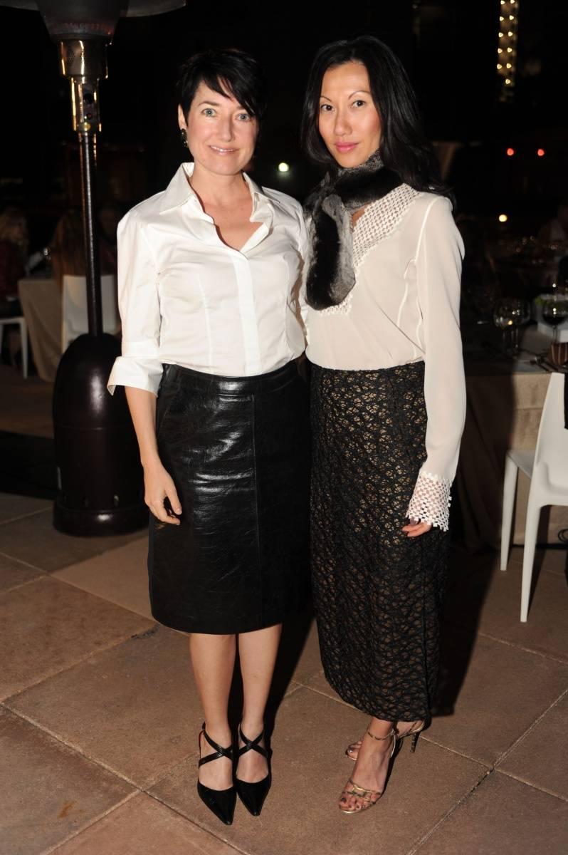 Rebecca Kleinman & Shienni Houzlet