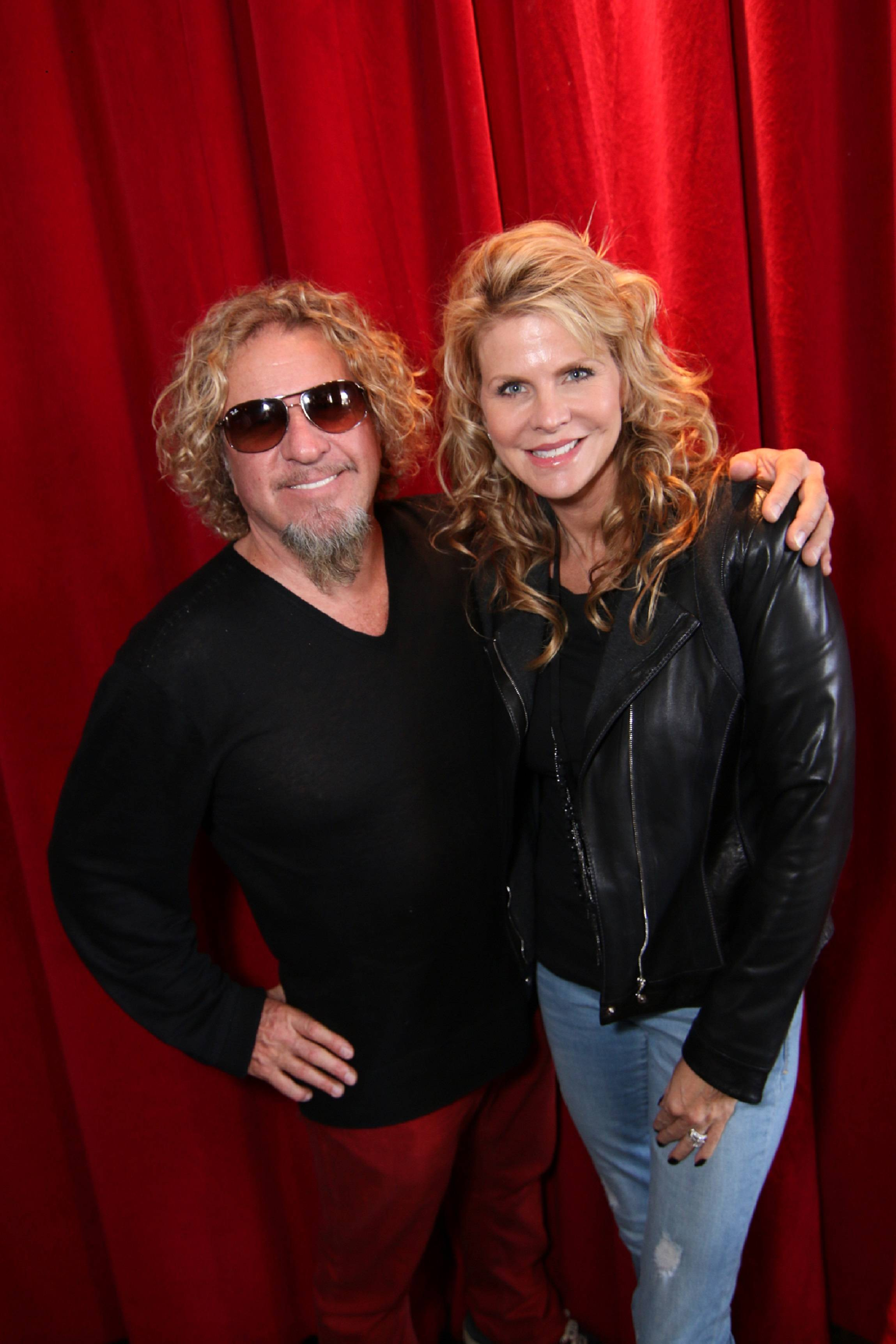Celebrity Spotting Sammy Hagar Dines At His Cabo Wabo Cantina Haute Living