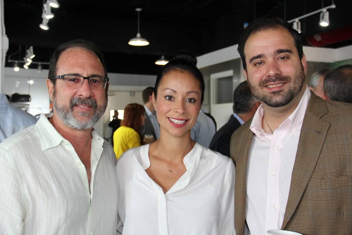 Scott Silver, Ximena Cho, Tony Arellano