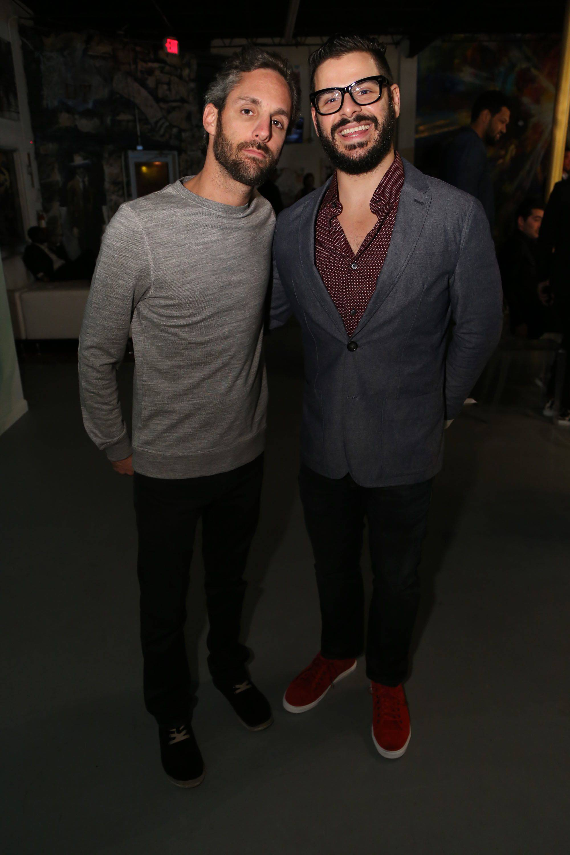 Seth Browarnik & Gabe Urrutia