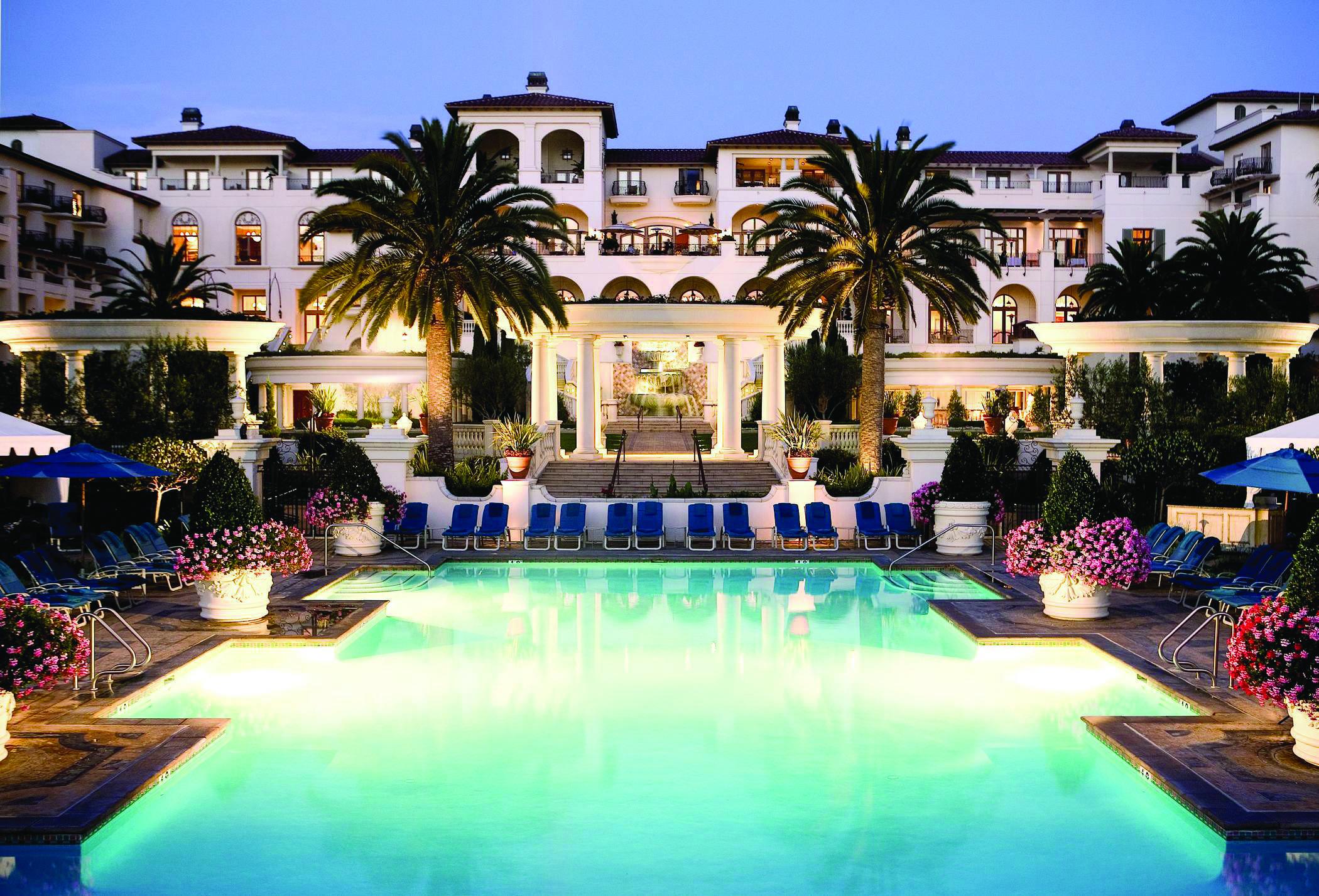 top 5 hotel pools in los angeles & orange county