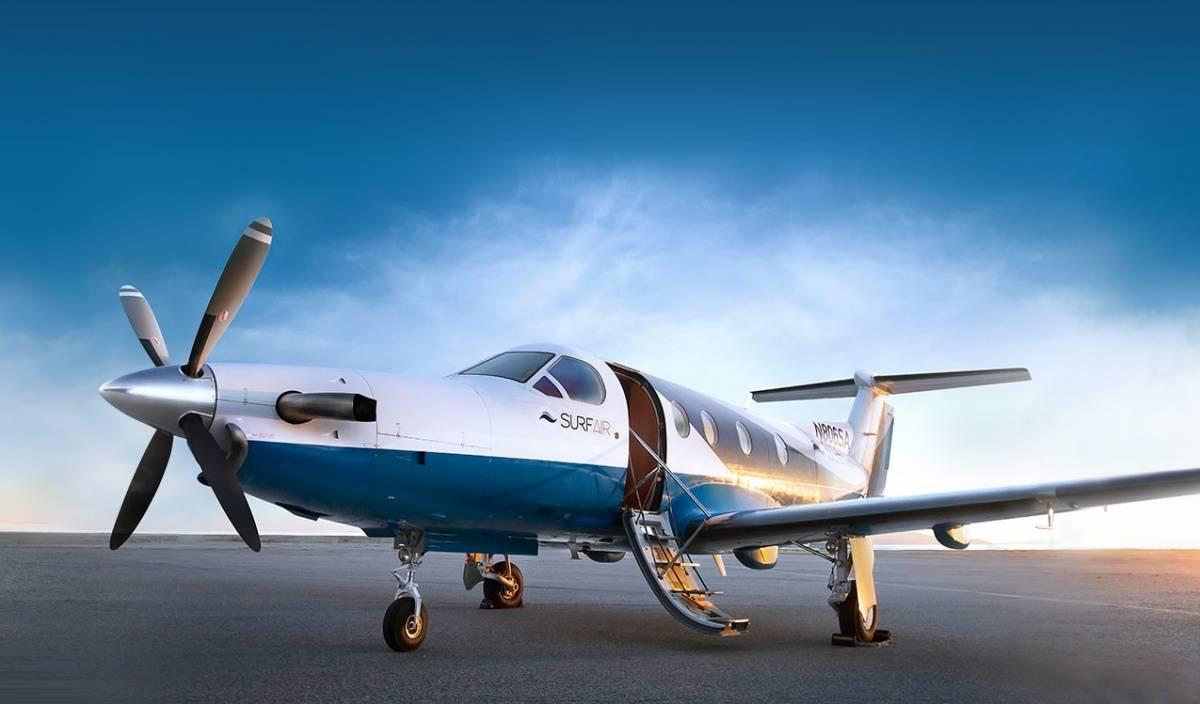 Surf-Air-Pilatus
