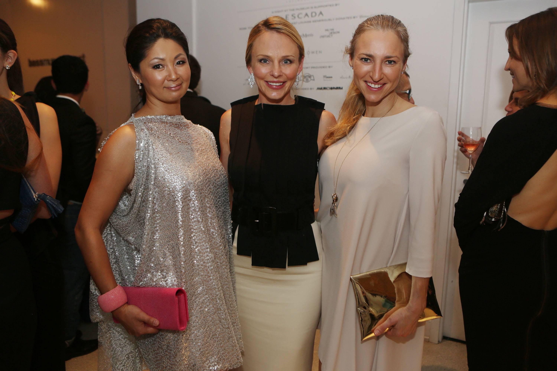 Siri Wolloch, Tenelle McCormack, & Nadya Leikina