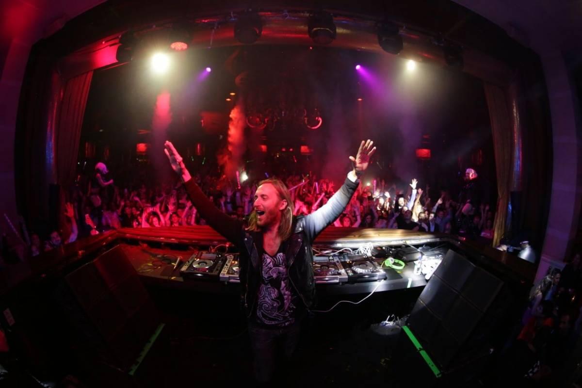 XS - Nightclub and Bar Platinum Party - David Guetta - 2