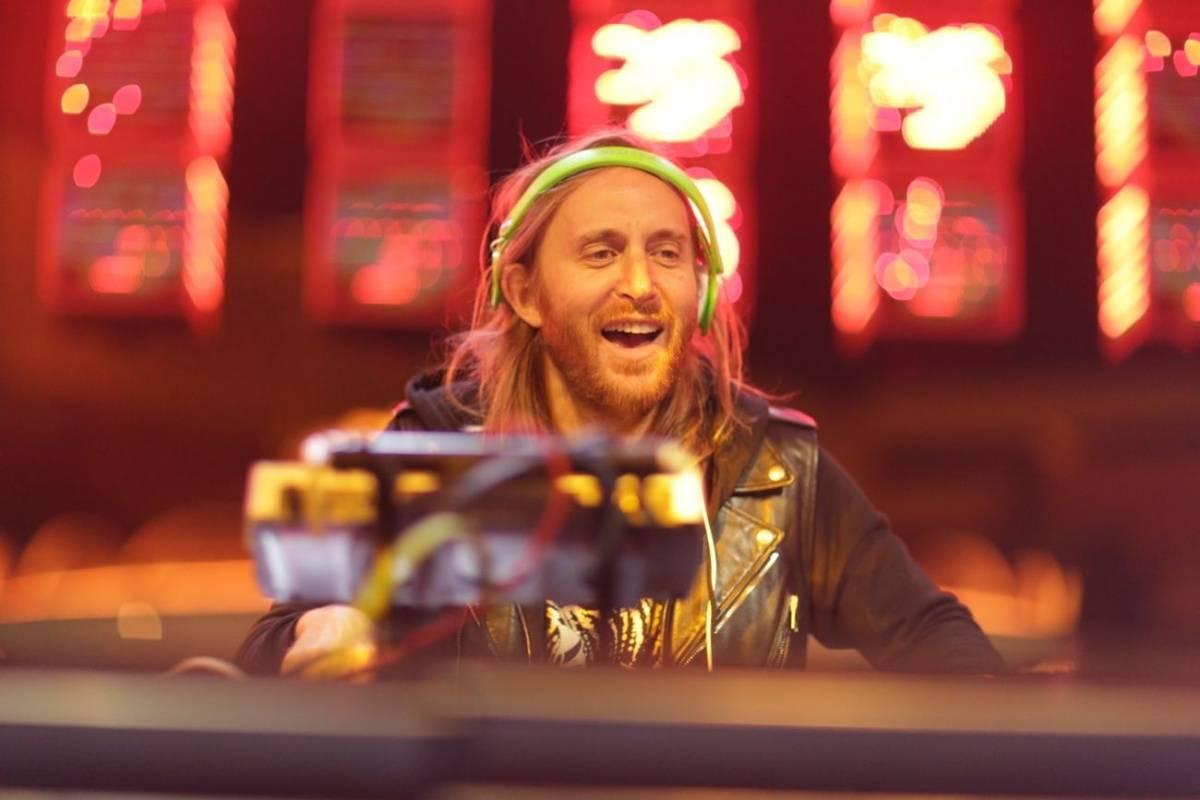 XS - Nightclub and Bar Platinum Party - David Guetta - 3