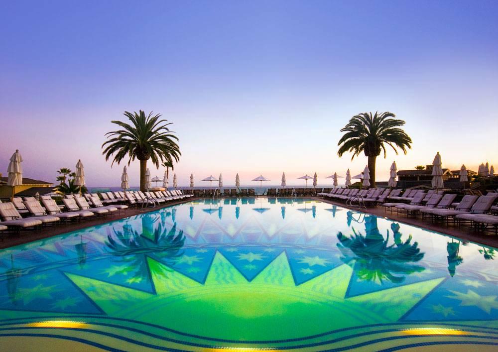 Top 5 Hotel Pools In Los Angeles Orange County