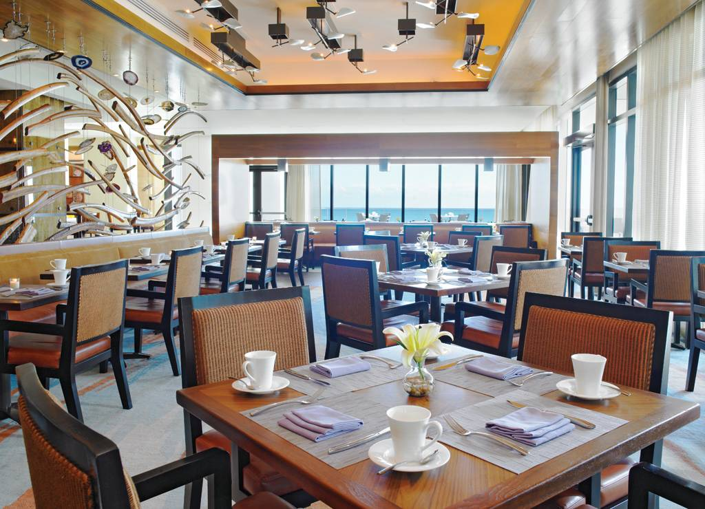 Canyon Ranch Restaurant Miami Beach