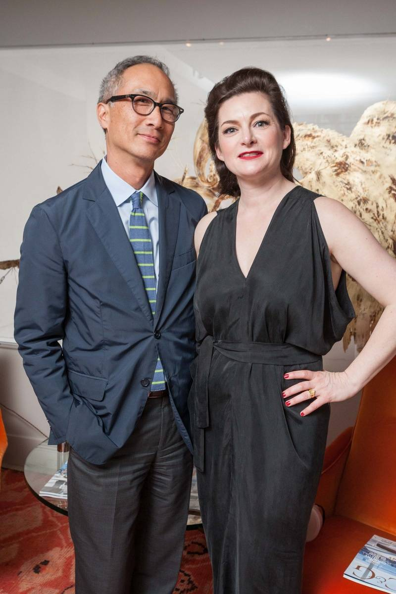 Alisa Carroll and Gerry Jue
