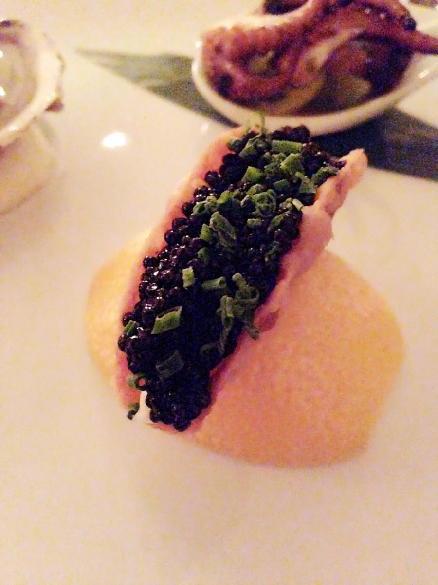04 - Caviar taco