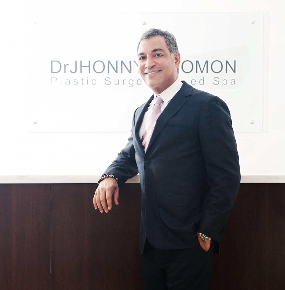 Dr. Jhonny salomon M.D., F.A.C.S.