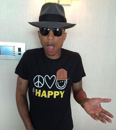 Pharrell Pharrells Peace Love World