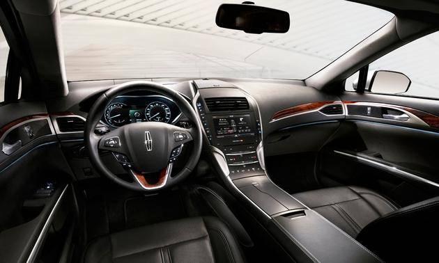 2014-Lincoln-Mkz-Interior