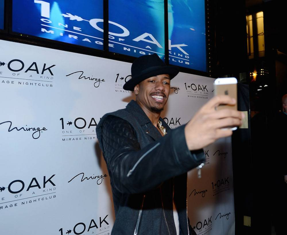 Nick Cannon DJs At 1 OAK Nightclub At The Mirage