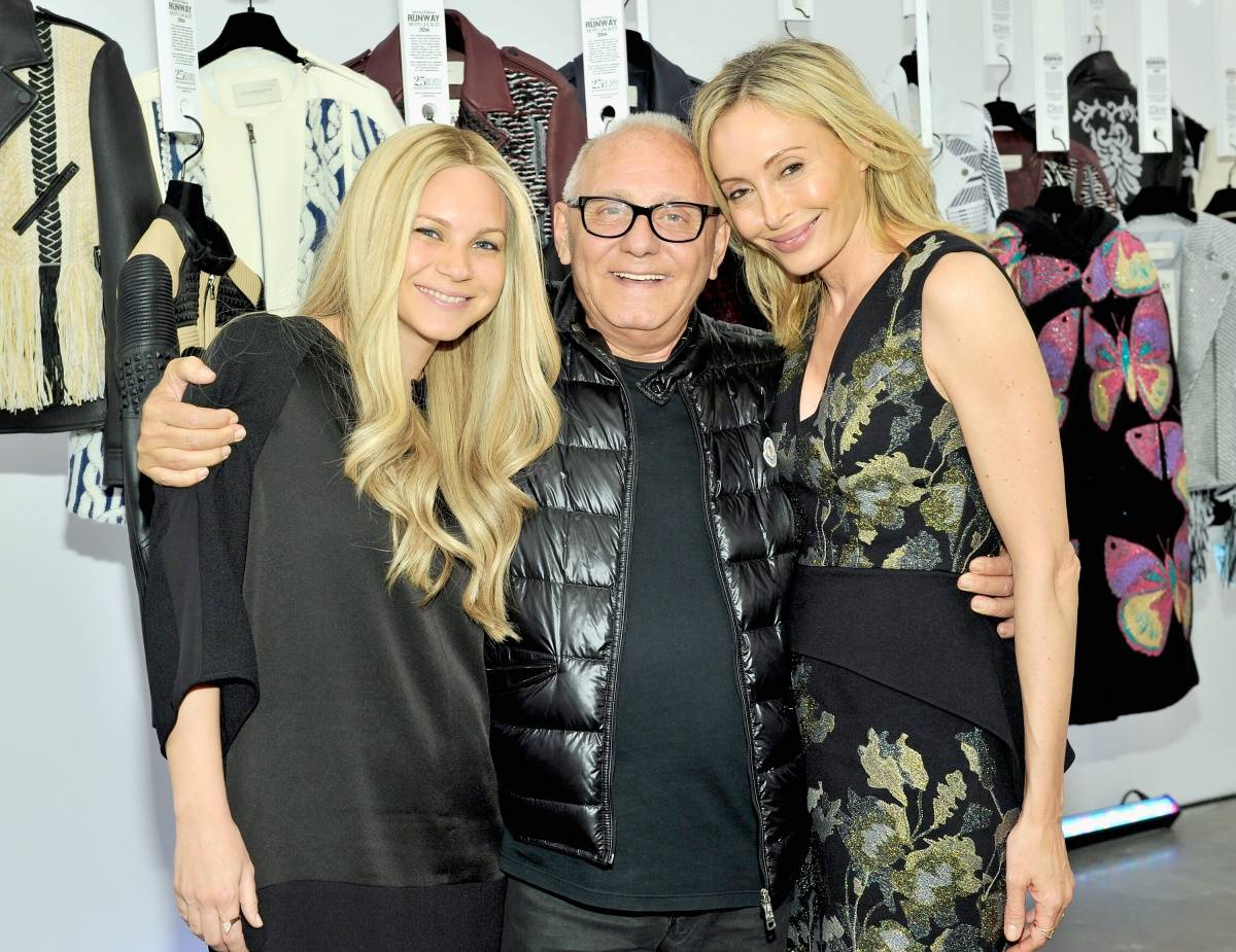 487385031 Joyce, Max and Lubov Azria