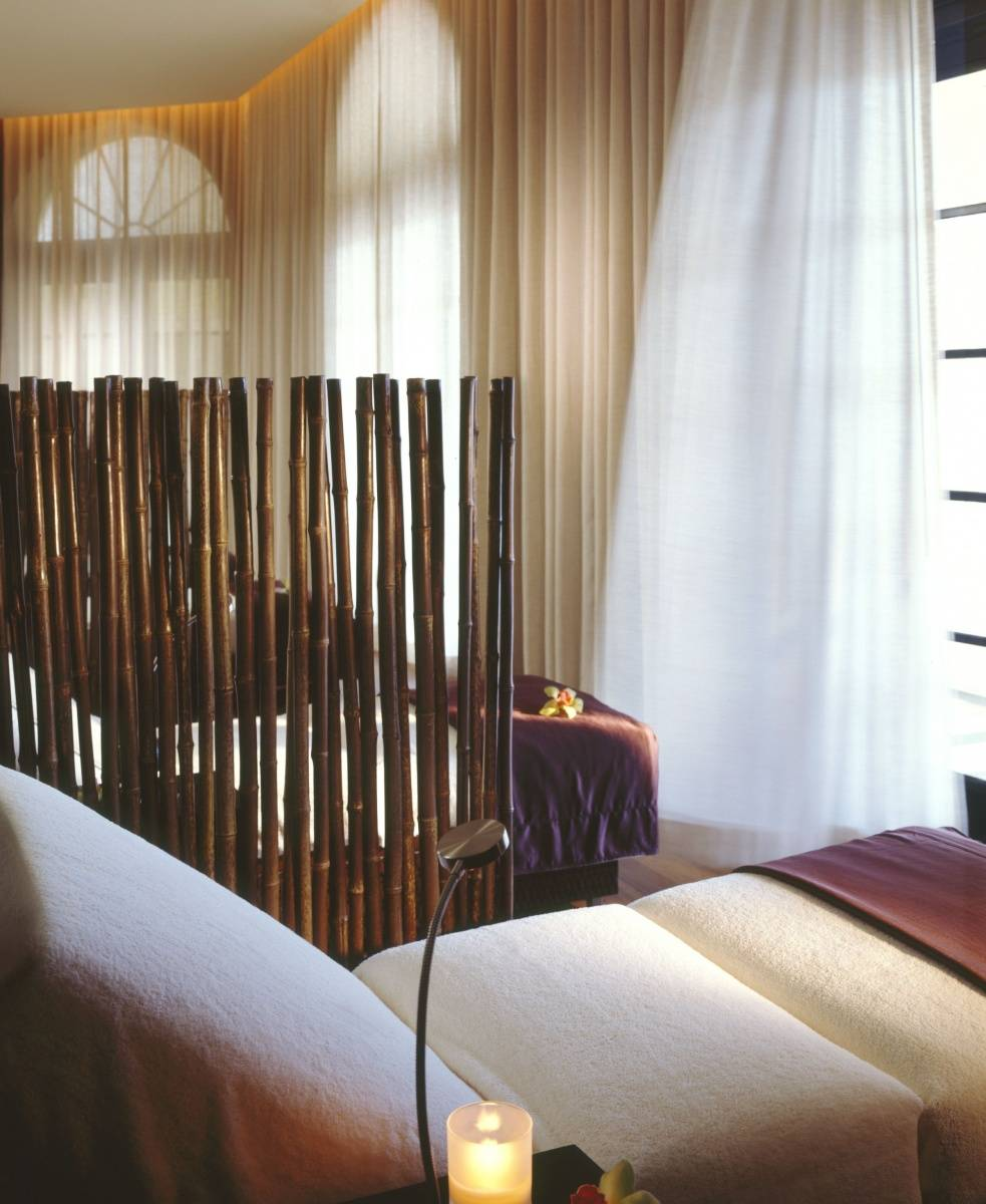 Acqualina Spa By ESPA Relaxation Room - Day
