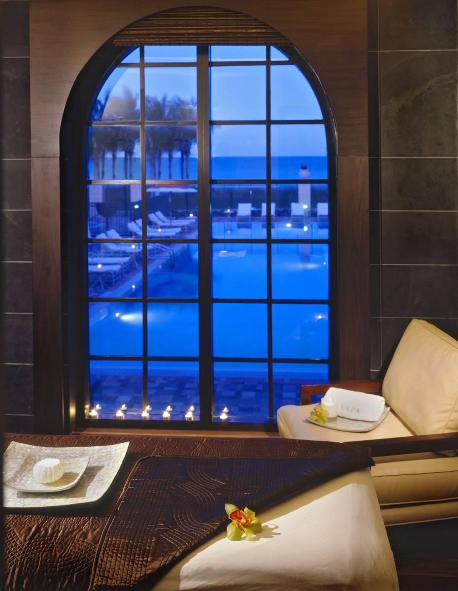 Acqualina Spa By ESPA Treatment Room