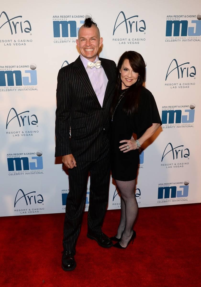 Adrian Youn at MJCI Gala ARIA Las Vegas 4.4.14