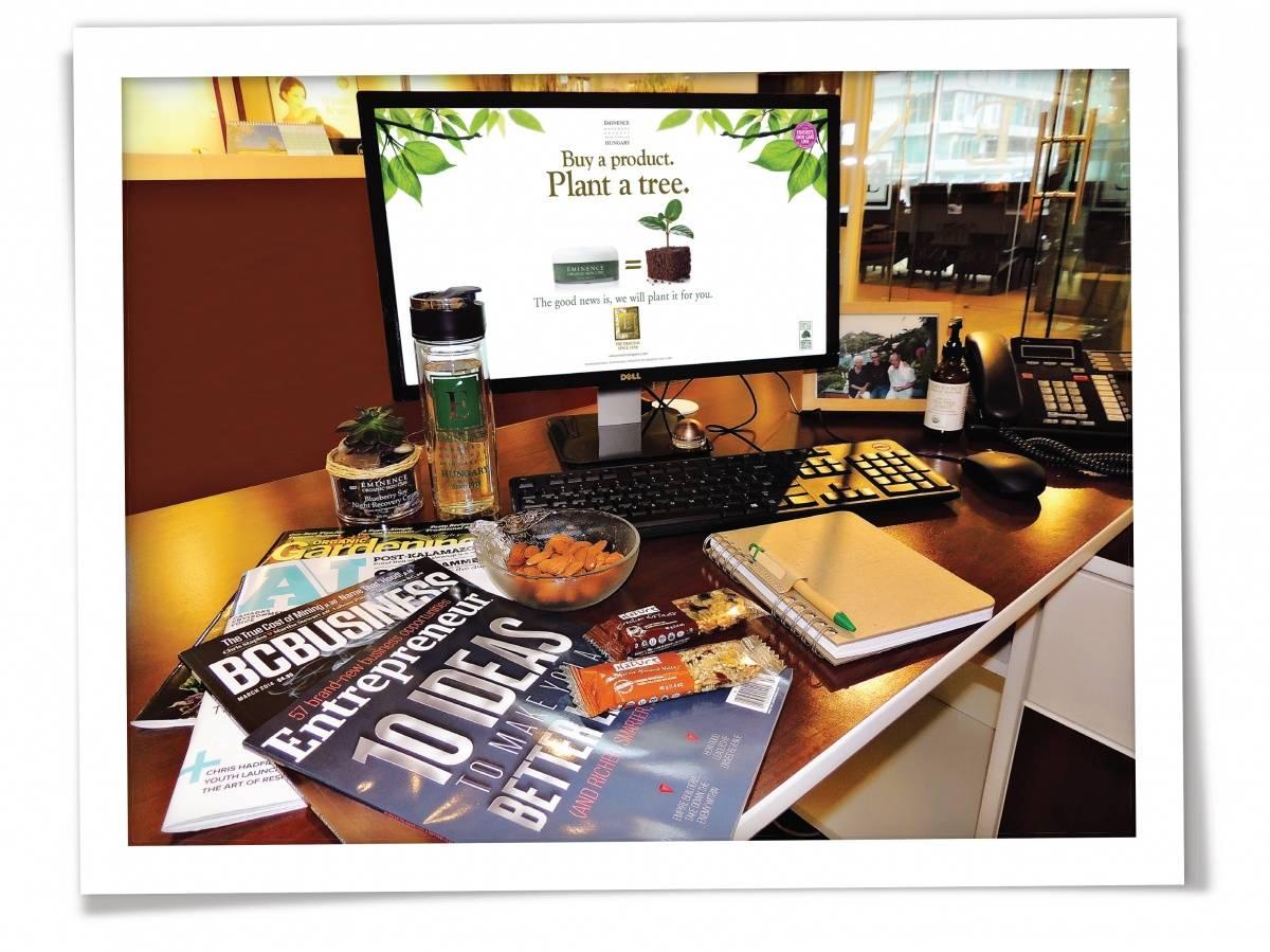 BK Desk approved