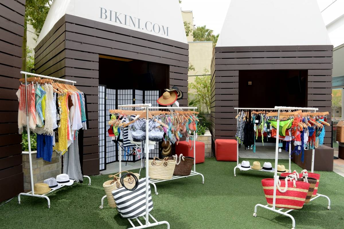 Bikini.com Pop Up Shop at Palms Pool 2