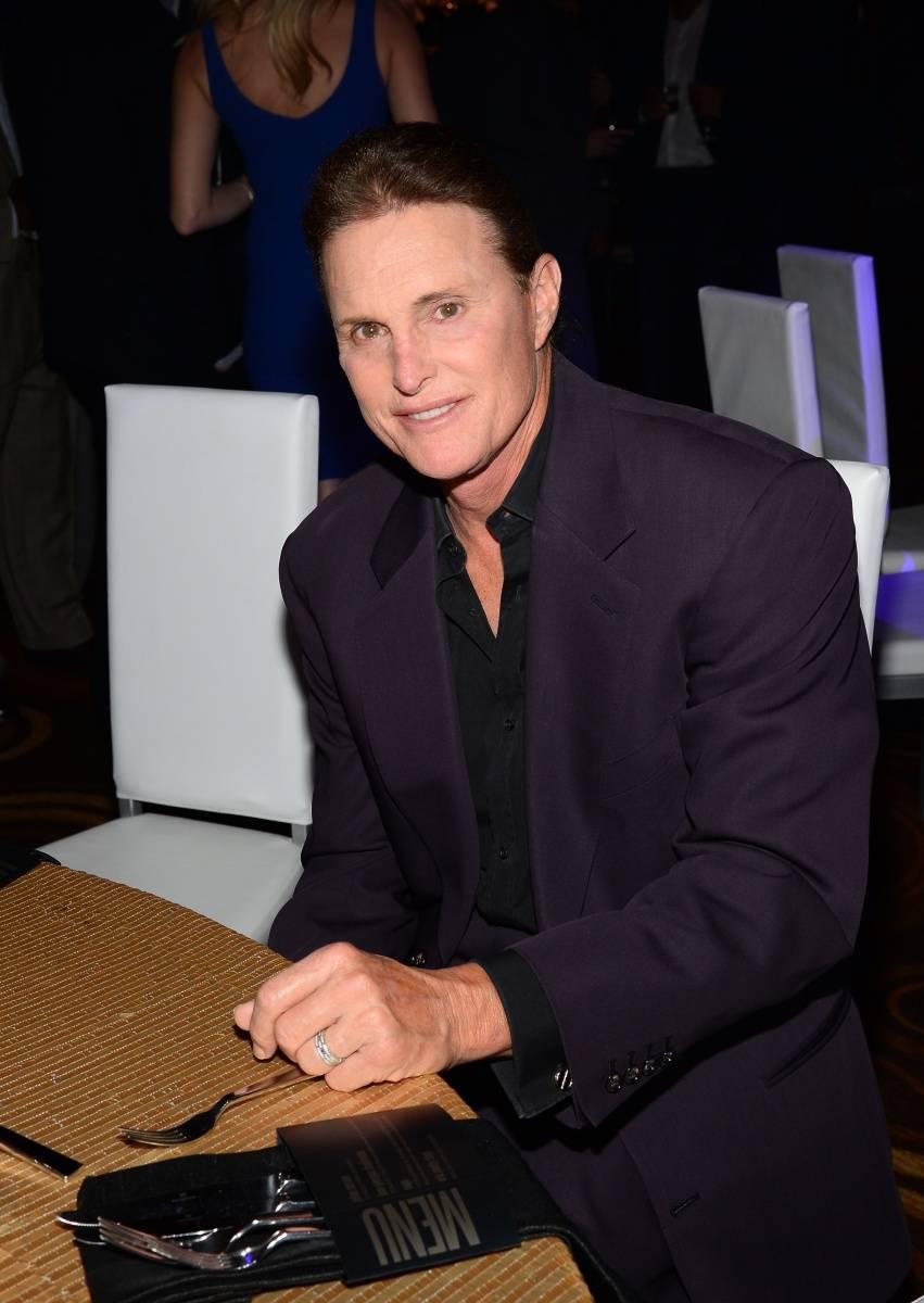 Bruce Jenner at MJCI Gala at ARIA Resort & Casino, Las Vegas, 4.4.14